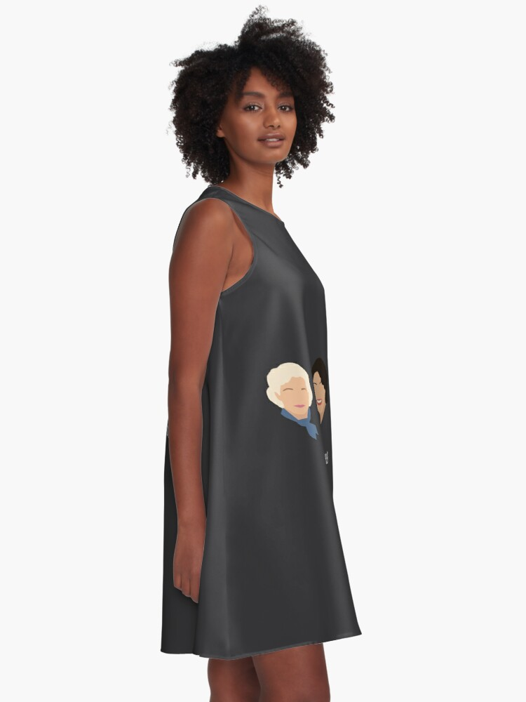 Alternate view of The Supremes A-Line Dress