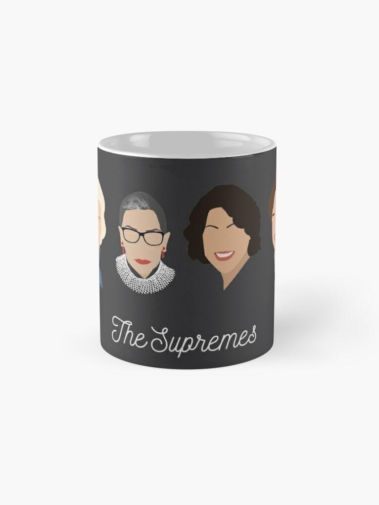 Vista alternativa de Tazas Las Supremes