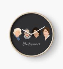 Reloj Las Supremes