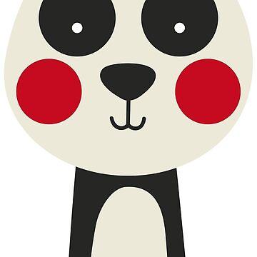 Panda by JoanaJuhe-Laju