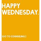 Wednesday (GTC) Greeting Card by Robert Vore