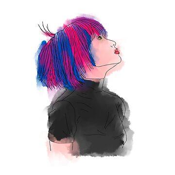 Alternative Girl by ivi013