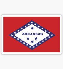 Flag of Arkansas Sticker