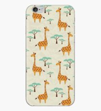 Giraffes iPhone Case