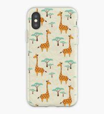 Giraffen iPhone-Hülle & Cover