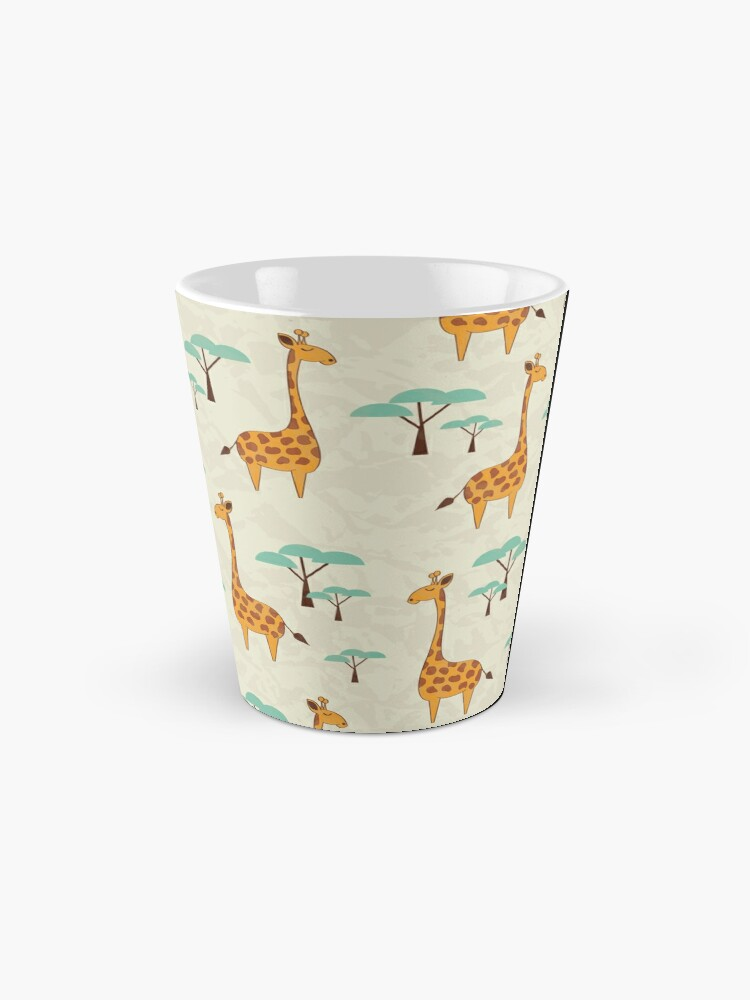 Alternate view of Giraffes Mug