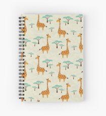Giraffen Spiralblock
