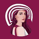 Vexel Lana Del Rey by aartmoore