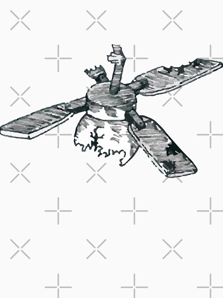 Einundzwanzig Piloten ST Deckenventilator Skizze von yourlocalltyler