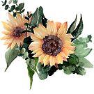 Sunflower II by artofsuff