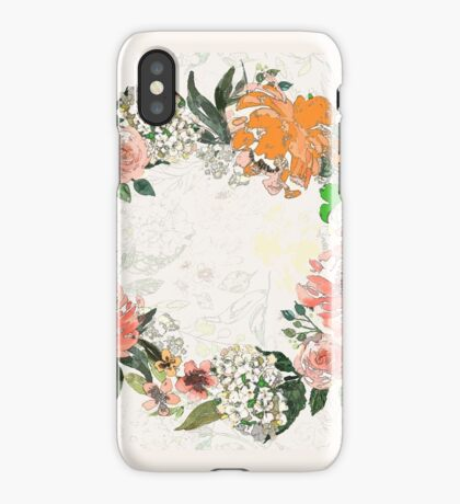 Springtime iPhone Case