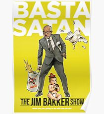 The Jim Bakker Show (Super Deluxe) Poster Poster