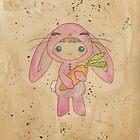 Kigurumi Chinese Zodiac: Rabbit by Sophia Adalaine Zhou