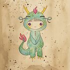 Kigurumi Chinese Zodiac: Dragon by Sophia Adalaine Zhou