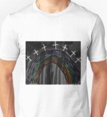 Death of a Rainbow Unisex T-Shirt