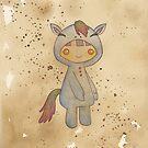 Kigurumi Chinese Zodiac: Horse by Sophia Adalaine Zhou