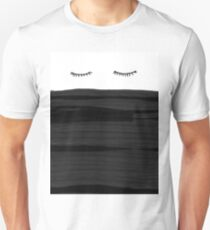 When Day Has Gone to Bed Unisex T-Shirt