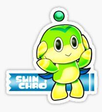 SEGA Sonic the Hedgehog Chao Normal Swim Type Sonic Adventure 2 Battle Sticker