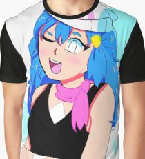 Piplup Used Bubble! Graphic T-Shirt