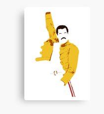 """Freddie"" Canvas Print"