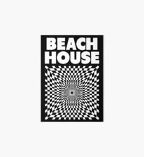 Beach House Art Board