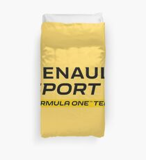 Renault sport Duvet Cover