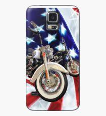 Harley Davidson Hülle & Klebefolie für Samsung Galaxy