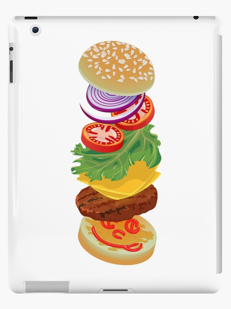 Burger Time Adventure Time iphone case