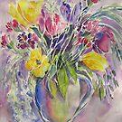 A Burst of Spring by bevmorgan