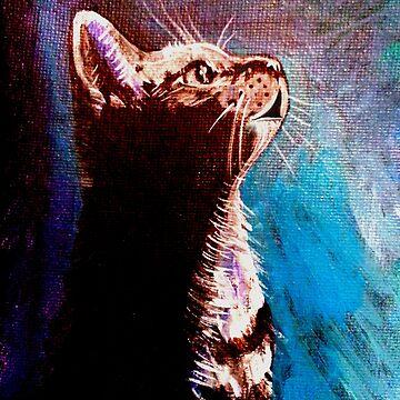 Shadow Cat by gretzky