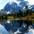 Mount Suksan  by Elaine Bawden