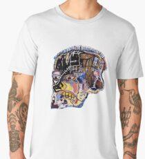 Basquiat  Men's Premium T-Shirt