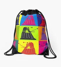 """""""Exterminate""""  Drawstring Bag"""