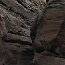 Sandstone Canyon by HeavenOnEarth