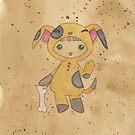 Kigurumi Chinese Zodiac: Dog by Sophia Adalaine Zhou