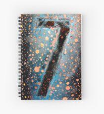 7 - II Spiral Notebook