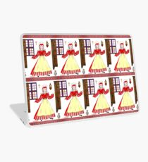 Costume of Normandy, France Laptop Skin