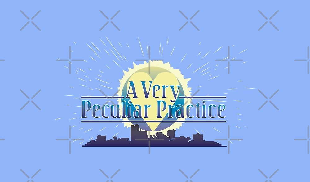 A Very Peculiar Practice by ChrisOrton