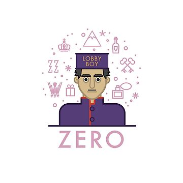 Zero Grand Budapest by LordWharts
