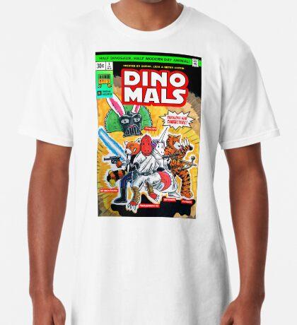 DINOMALS Cover Long T-Shirt