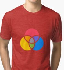 Colors Tri-blend T-Shirt