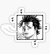 Angry Yami Sticker