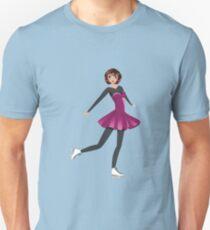 Figure Skater 2 Unisex T-Shirt