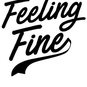 Feeling Fine by inspires