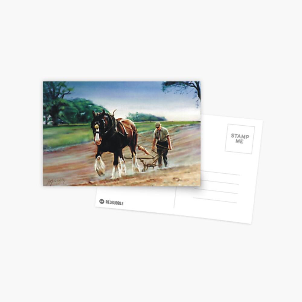 Acton Scott Postcard