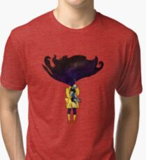 If Solar System was a girl Tri-blend T-Shirt