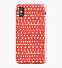 Bonus red iPhone Case/Skin
