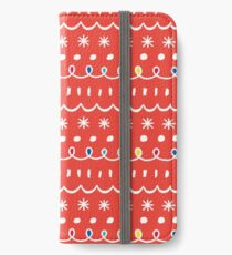 Bonus red iPhone Wallet/Case/Skin