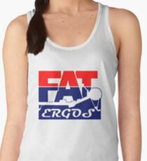 Fat Ergos official products Women's Tank Top