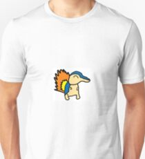 Cyndaquil by my brother Unisex T-Shirt